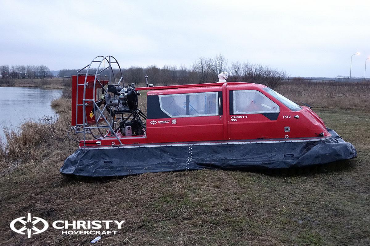 Тест-драйв Christy 555 FC | фото №8