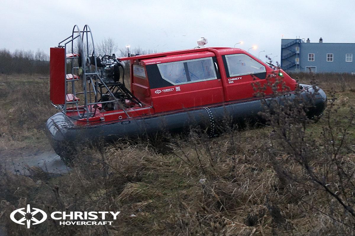 Тест-драйв Christy 555 FC | фото №10