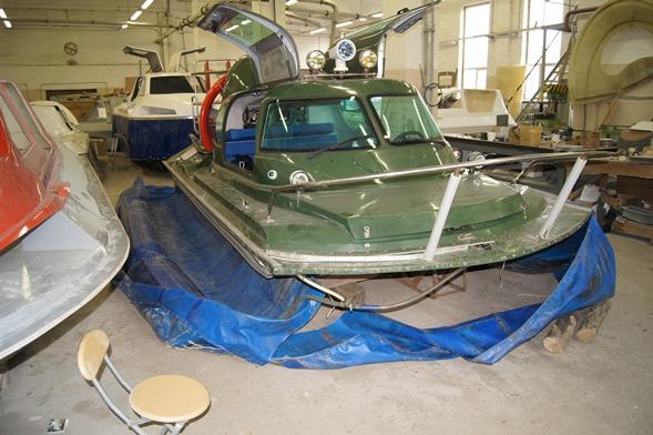 Ремонт и сервисное обслуживание судов на воздушной подушке других производителей | фото №6
