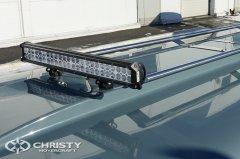 Катер-амфибия на воздушной подушке Christy 8205 снабжен светодиодной фарой-балкой | фото №7