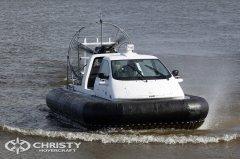 маломерное судно на воздушной подушке Christy 460. фото обзор | фото №9