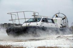 Команда Christy Hovercraft представляет вашему вниманию новую модель амфибии на воздушной подушке | фото №2