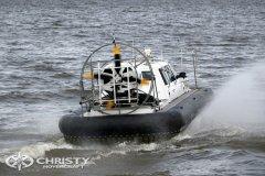 Катер Christy-9205-fishing-edition вид сзади | фото №10