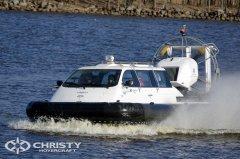 Перед отправкой в Новую Зеландию проводятся финальные приготовления судна на воздушной подушке Christy-9205, проведены окончательные ходовые испытания | фото №1