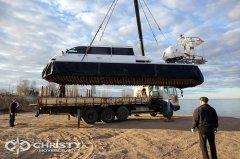 В Новой Зеландии амфибийное судно на воздушной подушке Christy-9205 будет использоваться в рекреационном кластере для туристически-экскурсионных целей | фото №12