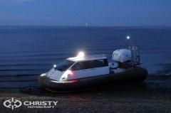 Катер-амфибия на воздушной подушке Christy 7186 - идеальное решение для рыбалки и отдыха | фото №2