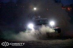 Мы активно продаем катер-амфибию на воздушной подушке проекта Christy 7186 | фото №7
