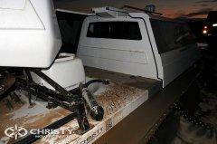 Катер на воздушной подушке Christy-7163 - Вы сможете без труда добраться до самого рыбного места | фото №18