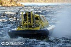 маломерное судно на воздушной подушке Christy 5143. Фото обзор тест-драйва | фото №13
