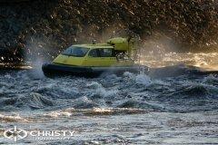 судно на воздушной подушке Christy 5143. Фото обзор тест-драйва | фото №15