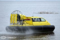 лодка на воздушной подушке Christy 5143. Фото обзор тест-драйва | фото №1