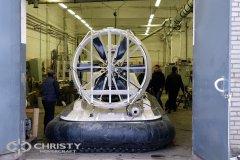 Испытание платформы Christy 553 | фото №12