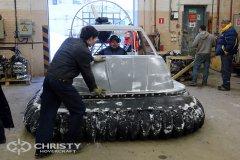 Испытание платформы Christy 553 | фото №31
