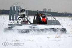 Испытание платформы Christy 553 | фото №39