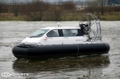 лодка на воздушной подушке Christy 555. фото обзор | фото №5
