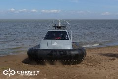 Судно на воздушной подушке проекта Сhristy-553 с тентом | фото №19