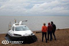 испытание судна на воздушной подушке Christy 6199 | фото №8