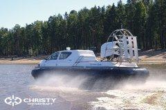 Christy 8199L версия катера для рыбалки и охоты | фото №17