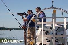 Christy 8199L версия катера для рыбалки и охоты | фото №53