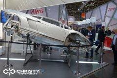 Каркас авто из алюминия | фото №4