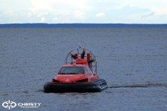 Катер на воздушной подушке Christy 6183 DeLuxe RESCUE Спасательный | фото №9