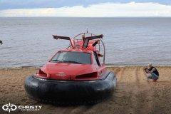 Катер на воздушной подушке Christy 6183 DeLuxe RESCUE Спасательный | фото №20