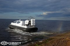 Обновленный катер на воздушной подушке Christy 6183 - Лучшие фото | фото №24