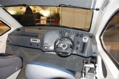 Судно на воздушной подушке - панель управления | фото №15