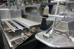 Корпус катера из алюминия | фото №16
