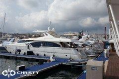 Международная выставка катеров и лодок в Каннах Yachting Festival Cannes | фото №14