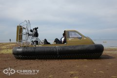 Hovercraft  Christy 555 Cabrio | фото №2
