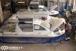 Судно на воздушной подушке Christy 6143/6183 | фото №22