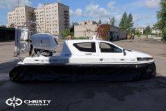 Катер на воздушной подушке Christy 6183 DeLuxe Интерьер Фото | фото №1