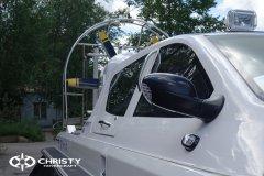 Катер на воздушной подушке Christy 6183 DeLuxe Интерьер Фото | фото №3