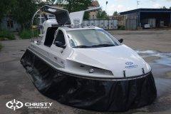 Катер на воздушной подушке Christy 6183 DeLuxe Интерьер Фото | фото №4