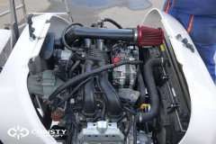 Катер на воздушной подушке Christy 6183 DeLuxe Интерьер Фото | фото №16