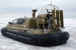 Испытания модернизированного катера на воздушной подушке Christy 6183 Military | фото №5