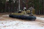 Испытания модернизированного катера на воздушной подушке Christy 6183 Military | фото №2