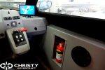 Испытания модернизированного катера на воздушной подушке Christy 6183 Military   фото №10