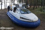 Обновленный катер на воздушной подушке Christy 6183 - Лучшие фото | фото №11