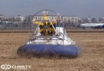Обновленный катер на воздушной подушке Christy 6183 - Лучшие фото | фото №16