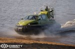 Обновленный катер на воздушной подушке Christy 6183 - Лучшие фото | фото №17