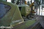 Обновленный катер на воздушной подушке Christy 6183 - Лучшие фото | фото №12