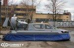 Катер на воздушной подушке Christy 6183 в различных вариантах цвета кузова | фото №18