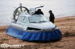 Катер на воздушной подушке Christy 6183 в различных вариантах цвета кузова | фото №1