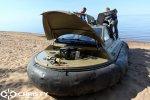 Катер на воздушной подушке Christy 6183 в различных вариантах цвета кузова | фото №19