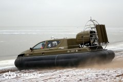 Обучение пилотов ChristyHovercraft вождению судна на воздушной подушке по тонкому льду | фото №2