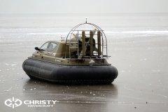 Обучение пилотов ChristyHovercraft вождению судна на воздушной подушке по тонкому льду | фото №4