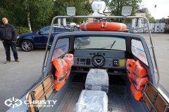 лодка свп Christy 555. фото обзор | фото №22