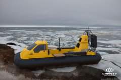 hovercraft christy 555 arctic | фото №1
